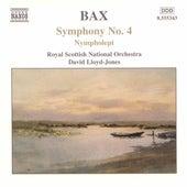 Symphony No. 4, Nympholept by Sir Arnold Bax