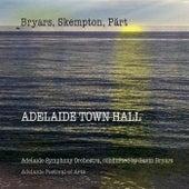 Adelaide Town Hall by Gavin Bryars