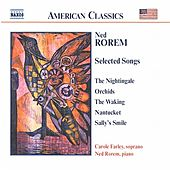 Selected Songs by Ned Rorem