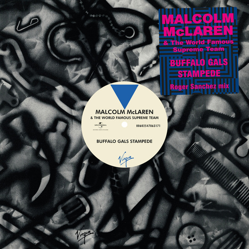 Buffalo Gals Stampede by Malcolm McLaren