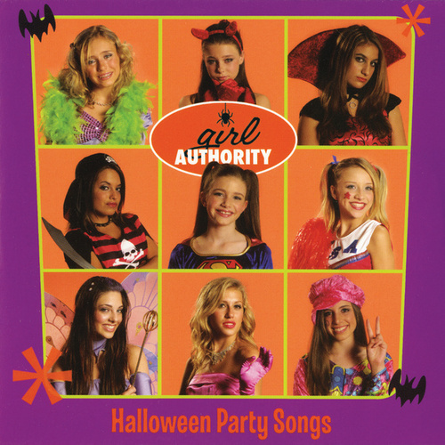 Halloween Party Songs by Girl Authority