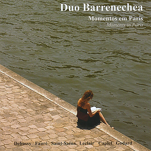 Moments in Paris by Duo Barrenechea