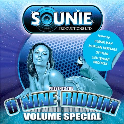 O Nine Riddim by Various Artists