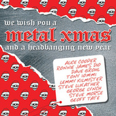 We Wish You A Metal Xmas...And A Headbanging New Year! by Various Artists
