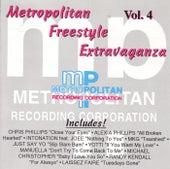 Metropolitan Freestyle Extravaganza Vol. 4 de Various Artists