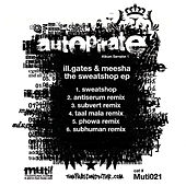 The Sweatshop - EP by Various Artists