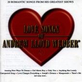 Love Songs of Andrew Lloyd Webber by Crimson Ensemble