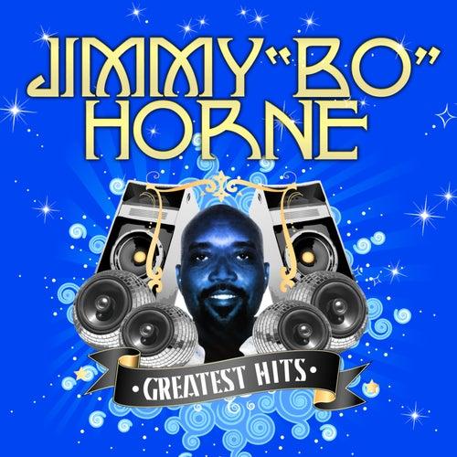 Jimmy bo horn spank