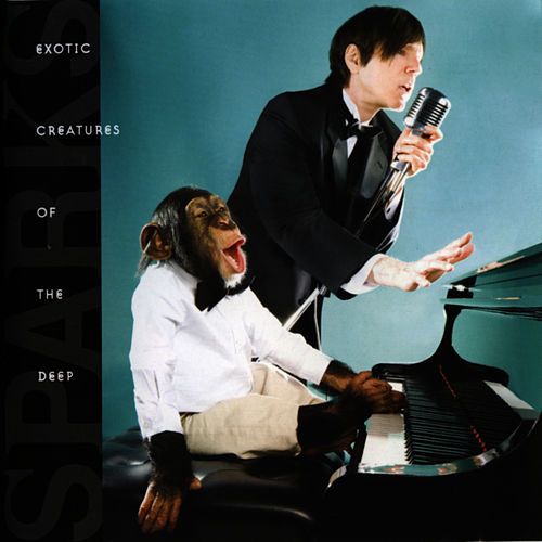Exotic Creatures Of The Deep by Sparks