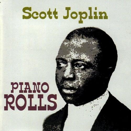 Piano Rolls by Scott Joplin