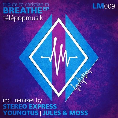Breathe Remix EP by Telepopmusik
