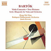 Viola Concerto / Two Pictures by Bela Bartok