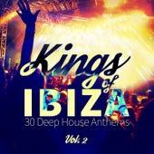 Kings of Ibiza (30 Deep House Anthems), Vol. 2 de Various Artists