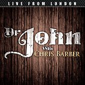 Live From London de Dr. John