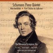 Schumann Piano Quintet - Märchenbilder - Fünf Stücke im Volkston by Various Artists