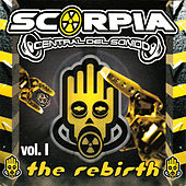 Scorpia The Rebirth Vol. I, Makina Compilation de Various Artists