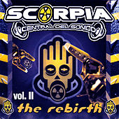 Scorpia The Rebirth Vol. II, Progressive Compilation by Various Artists