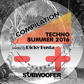 Subwoofer Records Presents Summer Techno 2016 (Compilation) von Various Artists