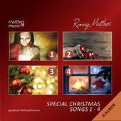 Special Christmas Songs, Vol. 1 - 4 (4 Alben) - Gemafreie Weihnachtsmusik [Die schönsten deutschen und englischen Weihnachtslieder] by Various Artists