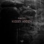 Hidden Agenda EP de Rakoon
