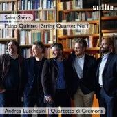 Saint-Saëns: Piano Quintet & String Quartet No. 1 by Various Artists