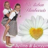 Wir lieben Himbeereis von Selina