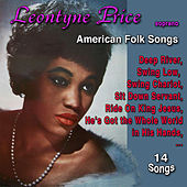 Leontyne Price Sings American Folk Songs von Leontyne Price