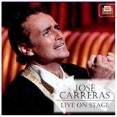 Live on Stage de José Carreras