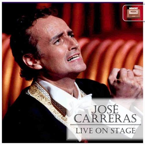 Live on Stage von José Carreras