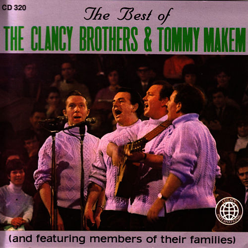 Best Of The Clancy Brothers by The Clancy Brothers