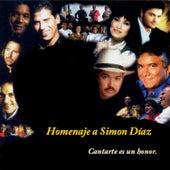 Homenaje a Simón Díaz by Various Artists