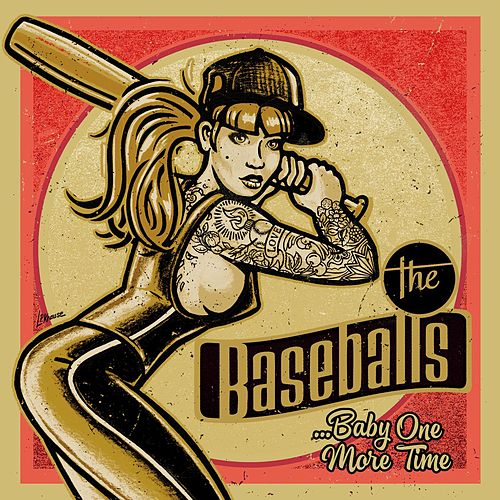 ...Baby One More Time by The Baseballs