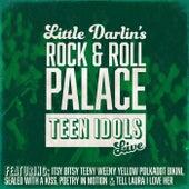Rock N' Roll Palace-  Teen Idols (Live) de Various Artists