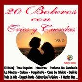 20 Boleros Con Trios y Cuerdas, Vol. 2 by Various Artists