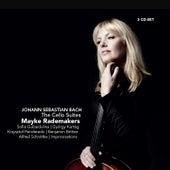 Johann Sebastian Bach: The Cello Suites by Mayke Rademakers