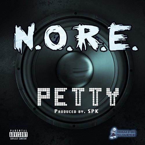 Petty - Single by N.O.R.E.