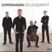 Copenhagen Cello Quartet by Morten Zeuthen