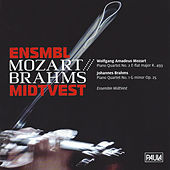Mozart - Brahms by Ensemble MidtVest