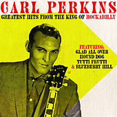 Greatest Hits from the King of Rockabilly fra Carl Perkins