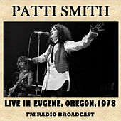 Live in Eugene, Oregon, 1978 de Patti Smith