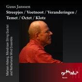 Streepjes / Voetnoot / Veranderingen / Temet / Octet / Klotz by Various Artists
