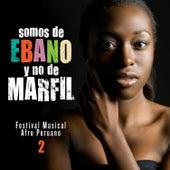 Somos de Ébano y No de Marfíl (Festival Musical Afro Peruano), Vol. 2 de Various Artists