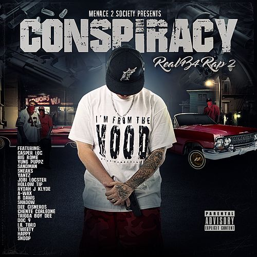 Real B4 Rap 2 by Conspiracy