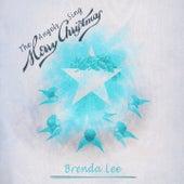 The Angels Sing Merry Christmas by Brenda Lee