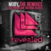 The Remixes (Go, Porcelain, Natural Blues) von Moby