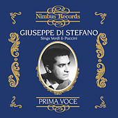 Giuseppe Di Stefano Sings Verdi and Puccini von Various Artists