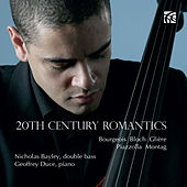 20th Century Romantics for Double Bass by Nicholas Bayley