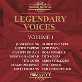 Legendary Voices, Vol. 1 de Various Artists