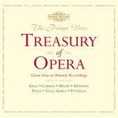 The Prima Voce Treasury of Opera, Vol. 1 von Various Artists