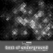 Best of Underground 2011 (Techno/Techhouse/Electronic) von Various Artists